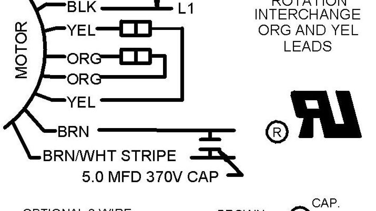 3 wire and 4 wire Condensing Fan Motor Connection - HVAC Emerson Motor Volt Wiring Diagram on 230 volt motor capacitor, 240 volt wiring diagram, 24 volt battery wiring diagram, emerson 1081 pool motor diagram, electric motor diagram, 24 volt relay wiring diagram, 230 volt plug, 3 wire submersible pump wiring diagram, 230 volt solar panel system, motorguide 24 volt wiring diagram, 230 volt power cord, 120 208 volt wiring diagram, wye transformer wiring diagram, motor hook up diagram, water pump wiring diagram, 24 volt transformer wiring diagram, 230 volt circuit, 480 volt motor starter diagram, 230 volt 15 amp outlet, 230 volt single phase wiring,