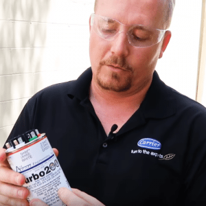 Turbo 200, The Universal Capacitor and How it Works