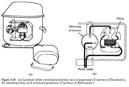 embraco compressor wiring diagram electrical utility pole motor relays   hvac troubleshooting
