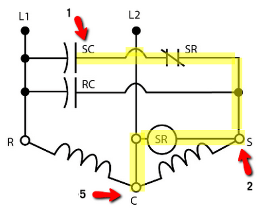 wiring diagram for potential relay mk intermediate switch relays - what happened to terminal 3? hvac training solutions
