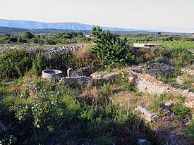 Kupinovik - roman villa rustica