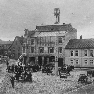 7-18 Nytorvet før 1918