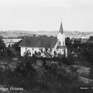 Hvasser kirke 2