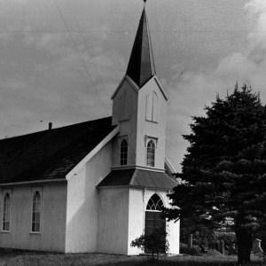 Hvasser kirke Normann