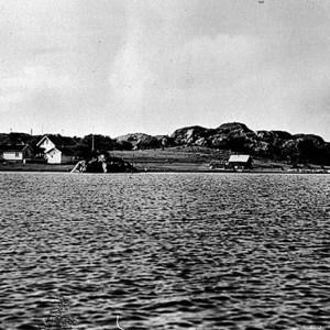Sand på Brøtsø