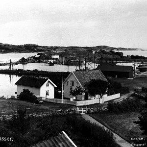 Utsyn mot Sandø