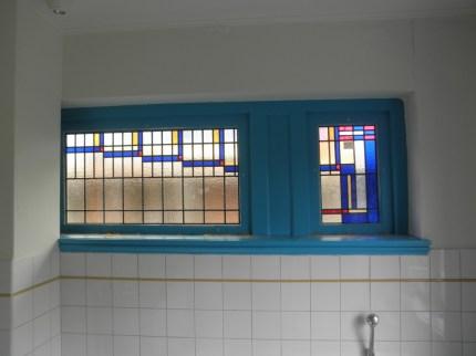 Nieuwe ruiten badkamer
