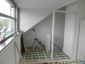 Opbouw van frame