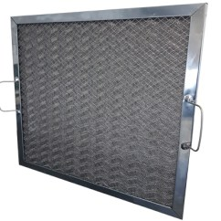 Kitchen Filter White Island With Granite Top Grease Filters Food Extraction Hvds Mesh