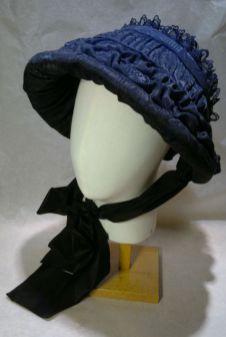 HVIDE create historical hats