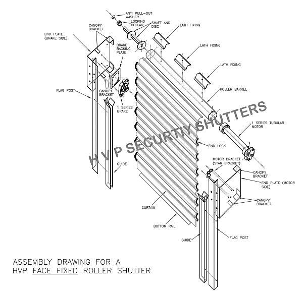 roller garage door wiring diagram color diagrams shutter motor - impremedia.net
