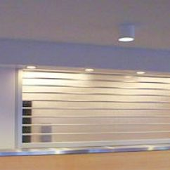 Kitchen Window Shutters Bar With Stools Facade Transparent Polycarbonate Roller - Hvp ...