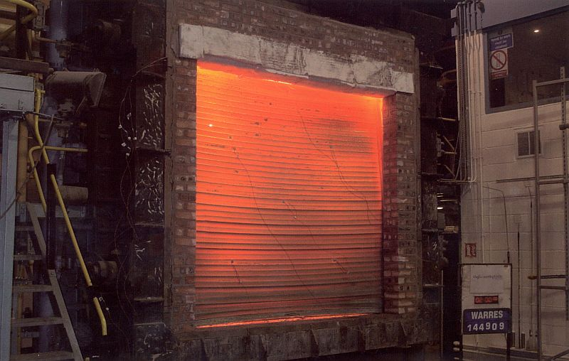 For Block Diagram Certified Fire Resisting Shutters Rated Up To 4 Hours
