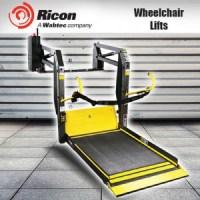 Wheelchair Lift For Vans Oklahoma | HVSU