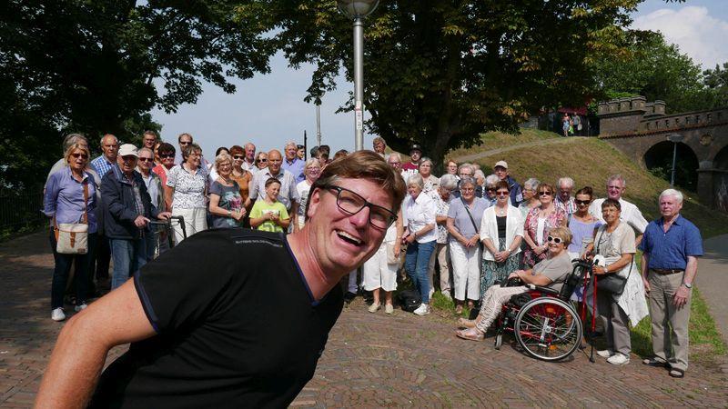 Fotos vom Ausflug nach Heusden und Nijmegen