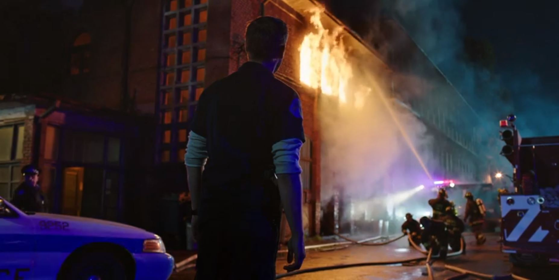 Film Review Backdraft 2  HVY Journalists
