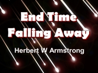 End Time Falling Away
