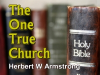 The One True Church