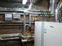 Large old listed country house - 155Kw boiler system ...