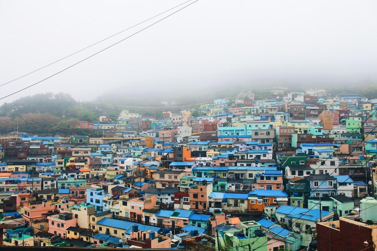 Seoul & Busan 2016 – Day 4 & 5: Busan