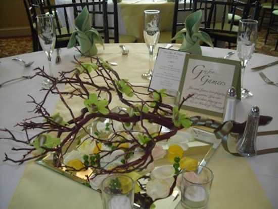 Branches For Wedding Centerpieces