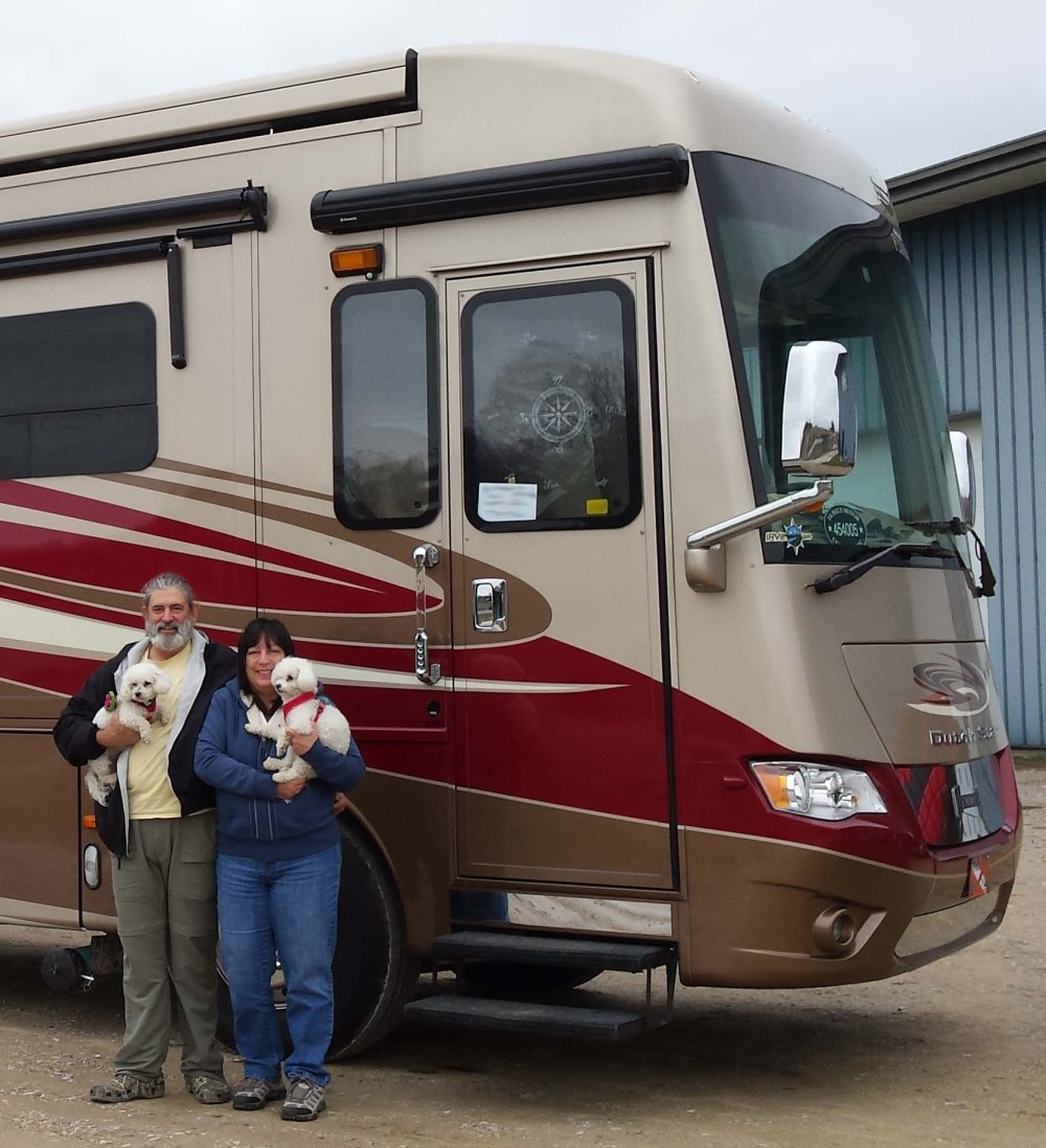 medium resolution of  how did we live without hwh active air awesome handling 2016 newmar dutch star with a freightliner chassis frank lourdes coco chichi rasco