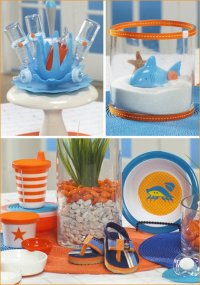 New Party Theme: Beach Baby // Hostess with the Mostess