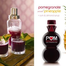 POM Wonderful - POMtiki Smash Cocktail