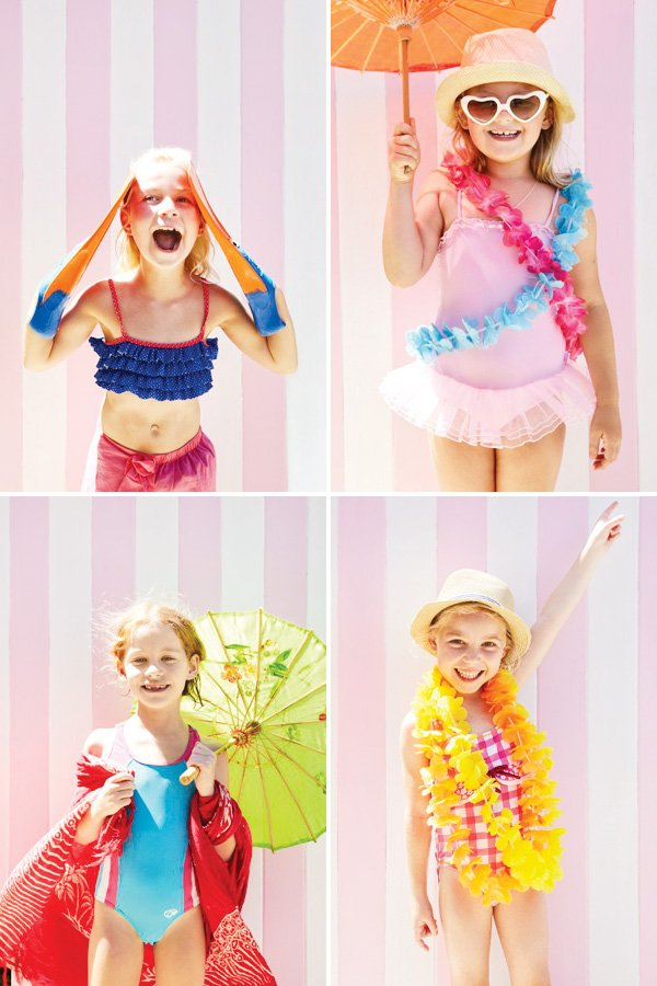 pink party dress up clothes