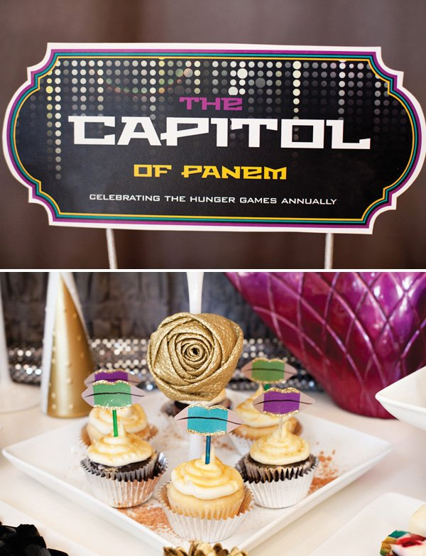 hunger games panem capitol party