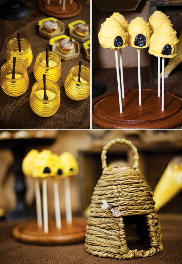 beehive party ideas