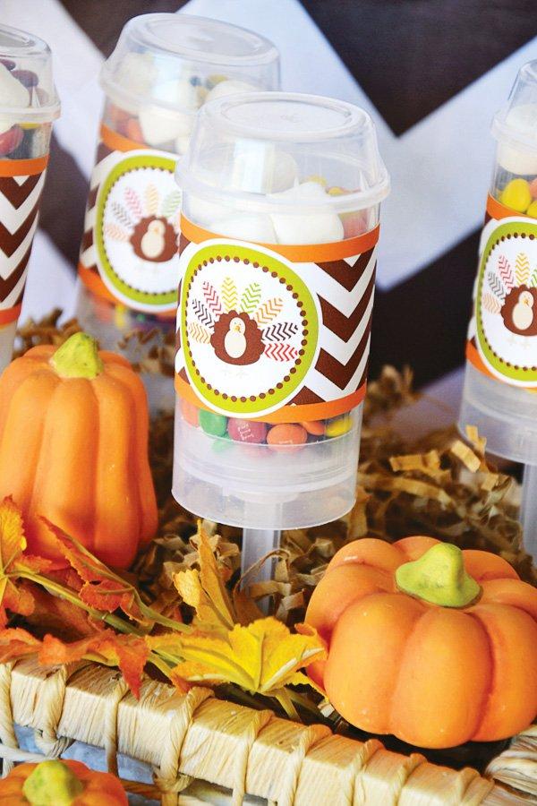 thanksgiving push pop candy