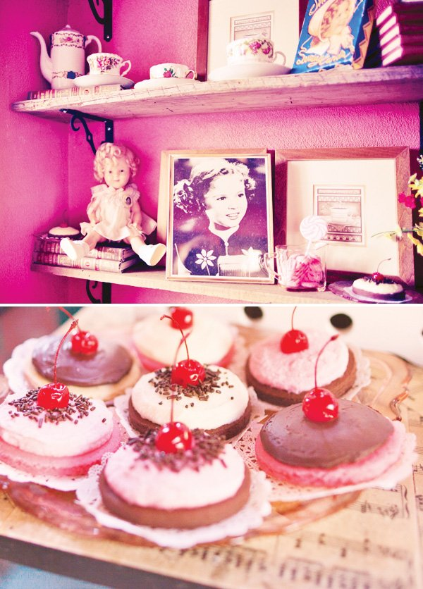 shirley temple party decorations
