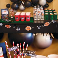 football party drink station