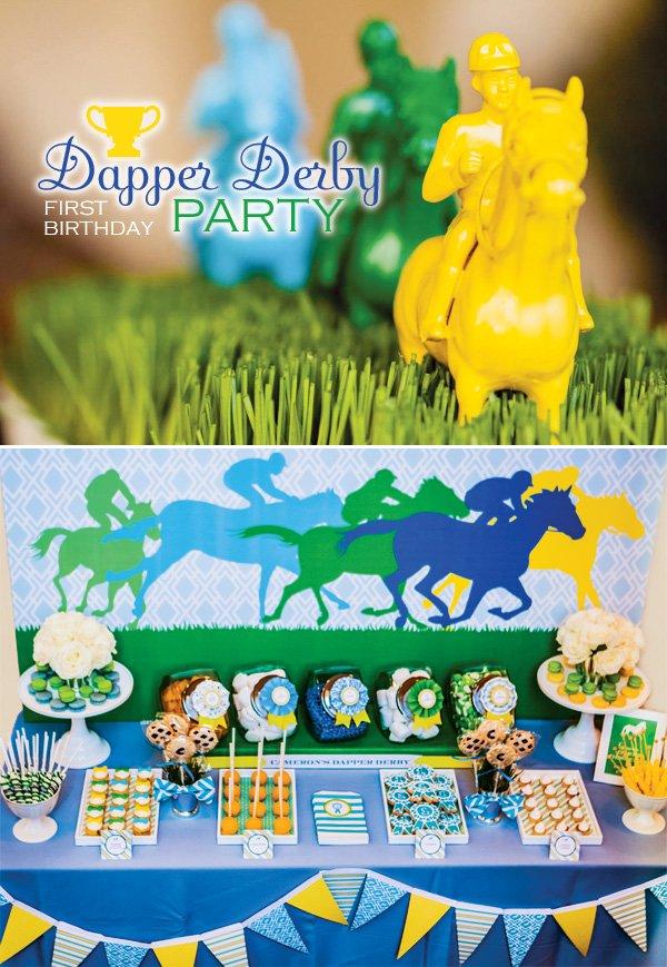 kentucky derby party ideas