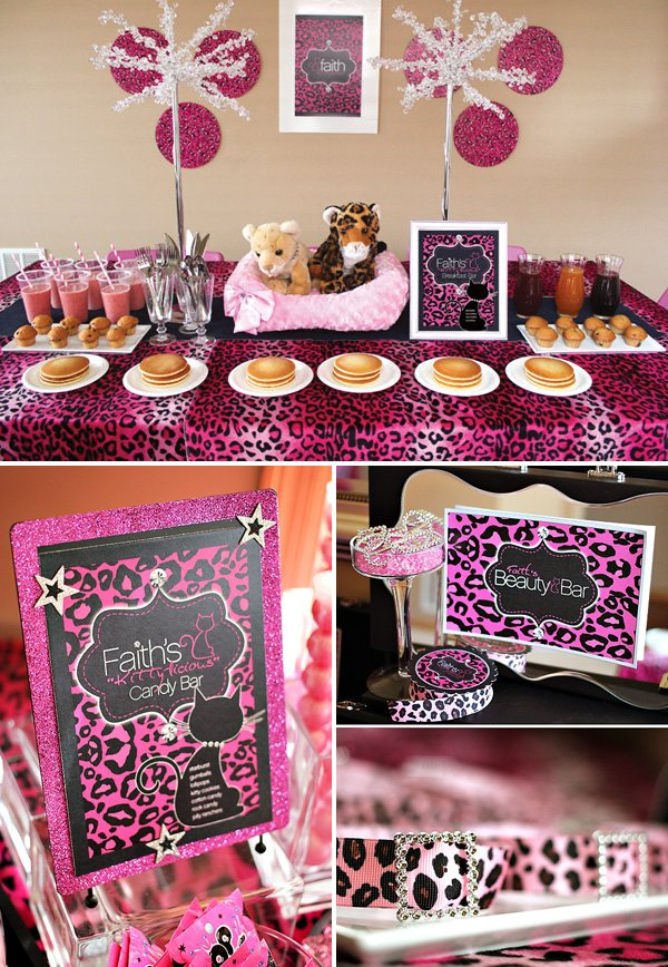 Trend Alert Tween Party Bars Kittylicious Pink Cat