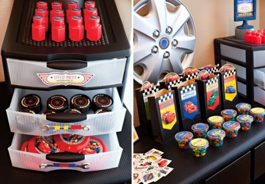 Super Cool Disney Pixar Cars Birthday Party Hostess With The Mostess