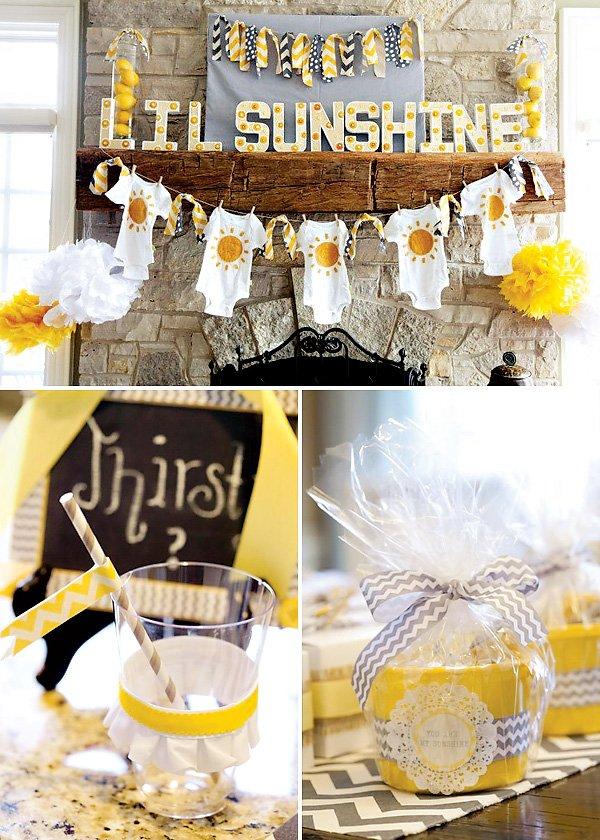 lil sunshine party
