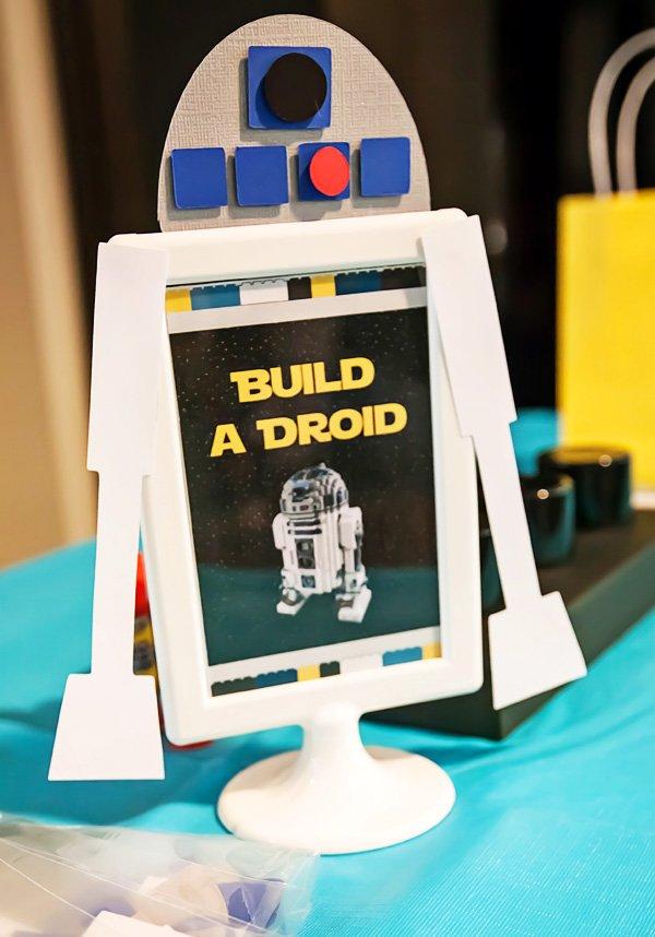 build a driod