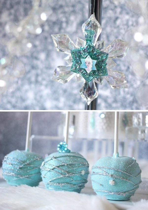 Frozen-decorations-sweets