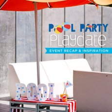 pool party playdate ideas