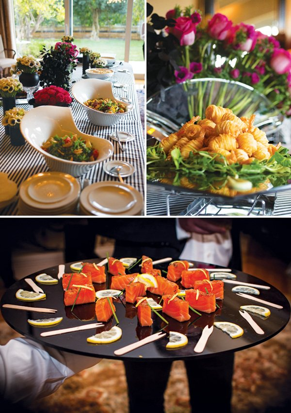 formal birthday party food and appetizer ideas