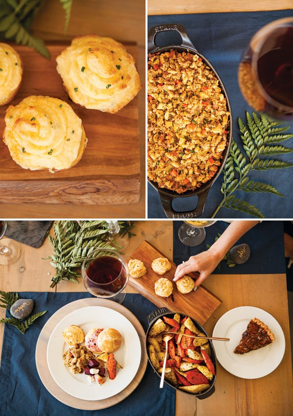 holiday dinner party food ideas