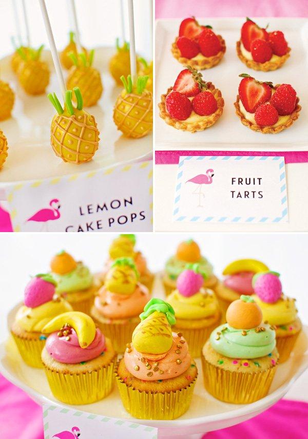 fruit themed dessert ideas