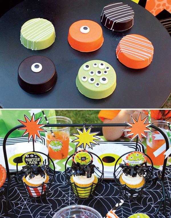 monster mash party dessert ideas