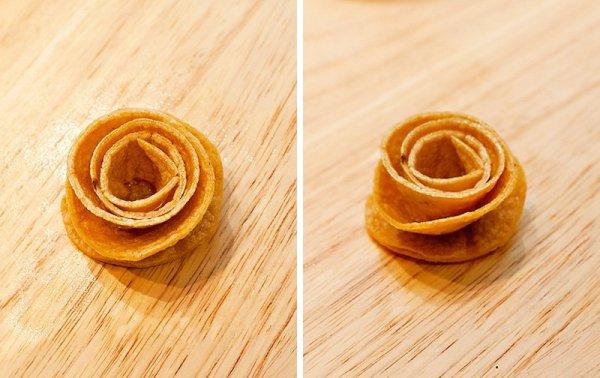Rose Chips Tutorial - 7
