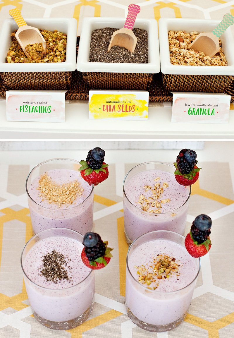 healthy ice cream toppings