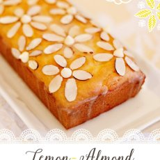Lemon Almond Pound Cake Recipe