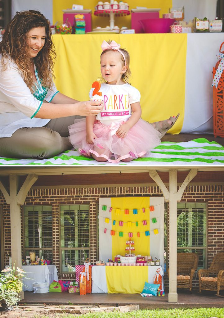 popsicle 2nd birthday party ideas