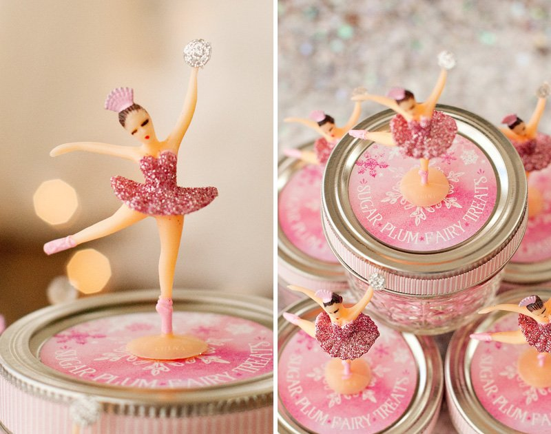 glittered-ballerina-cupcake-toppers-pink